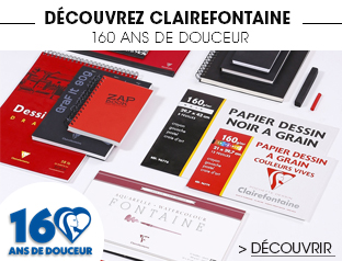 Clairefontaine 160 ans