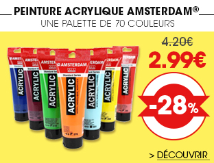 promotion acrylique amsterdam