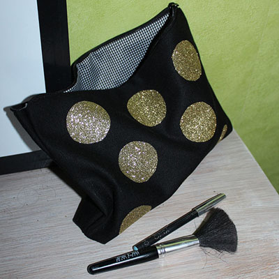 trousse maquillage custo