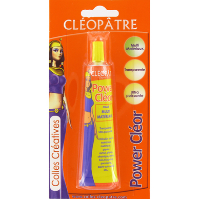 Colle de contact Power Cleor