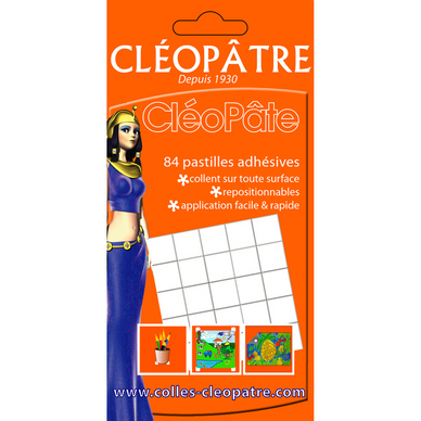 Colle Cléopâtre repositionnable