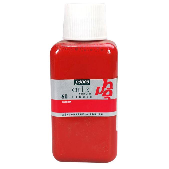 Encre acrylique Artist Acrylics Liquid 250ml 02 - Blanc