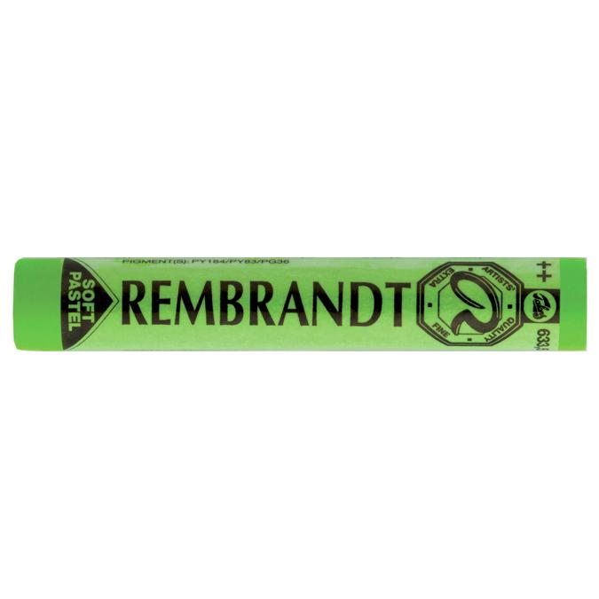 Pastel sec Rembrandt 700.5 - Noir