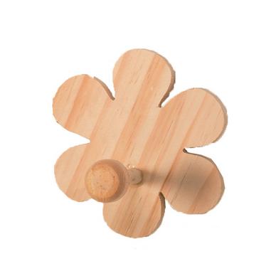 porte manteau en bois art mio fleur artemio chez rougier pl. Black Bedroom Furniture Sets. Home Design Ideas
