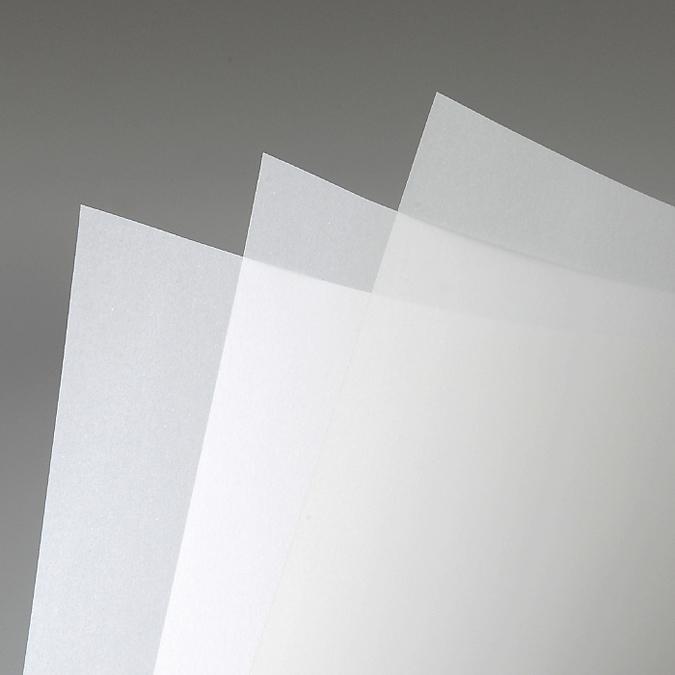 Papier calque satin 70/75g 50 x 65cm