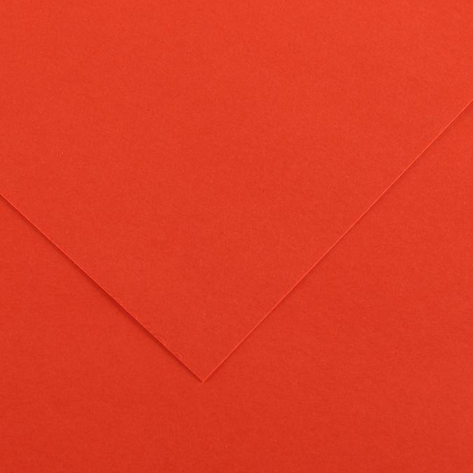 Papier Vivaldi lisse 120g/m² 50 x 65cm 10 - Rose Pétale