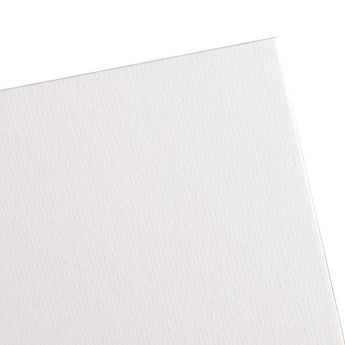 Contrecollé Ingres Vidalon Vergé 80 x 120 cm ep. 0,8 mm 50 - Noir