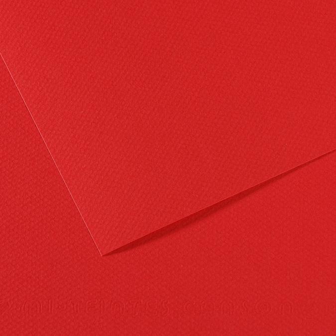 Papier Mi-Teintes 160g 55 x 75cm 425 - Noir