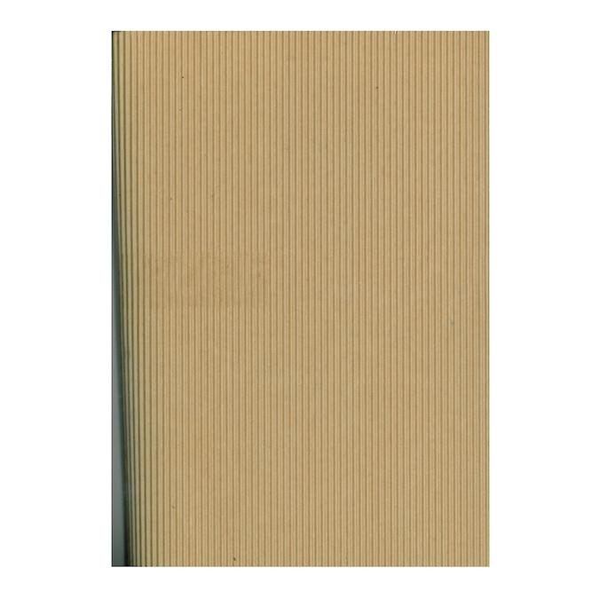 Carton ondulé 50 x 70cm kraft