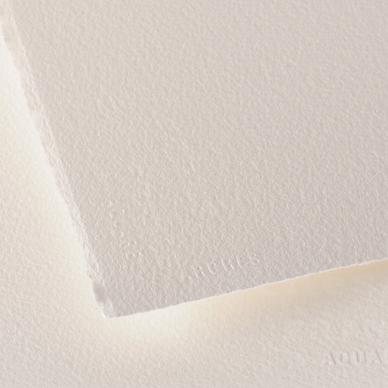 Papier aquarelle arches 56 x 76cm 300g grain torchon - Papier pour peinture huile ...