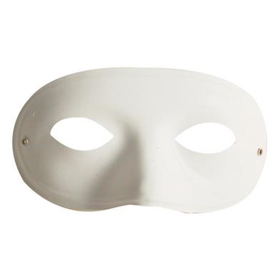Masque loup simple dtm chez rougier pl for Decorer un masque blanc