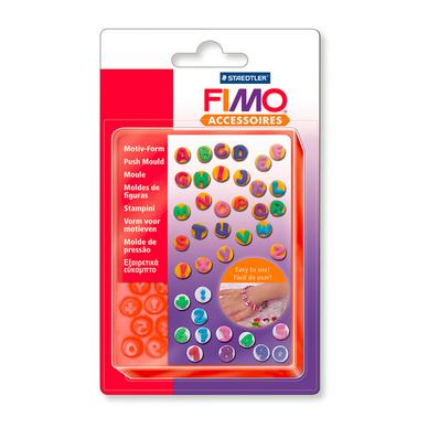 Moules en silicone Push Mould alphabet & chiffres