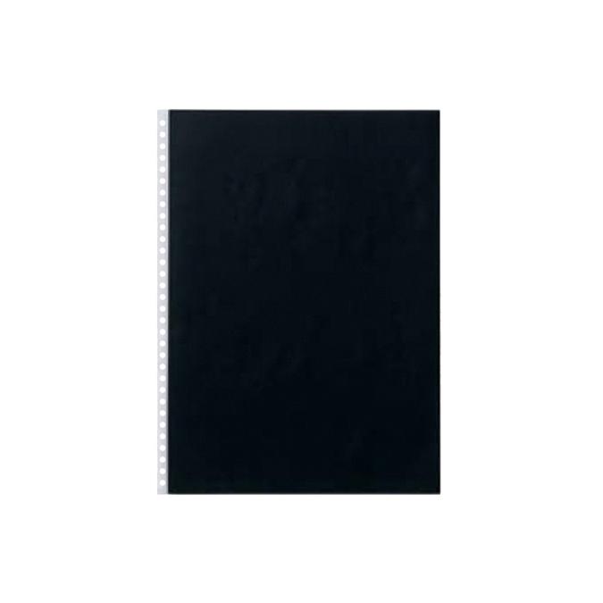 Recharges en polypropylène Cristal Laser pour book Pampa, Modebook 15 x 21 cm