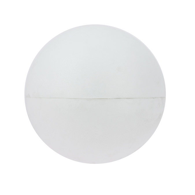 Boule pleine en polystyrène Ø10cm