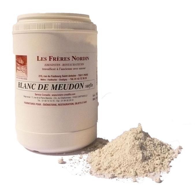 Pigment blanc de Meudon 1kg