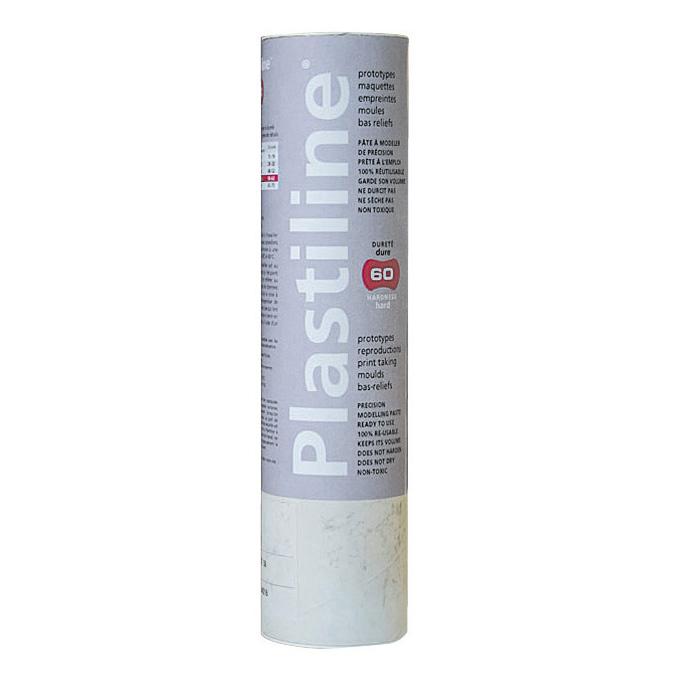 Plastiline dureté 60 1kg Gris