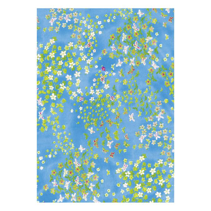 Papier Décopatch 30 x 40cm 000 fleur de lys