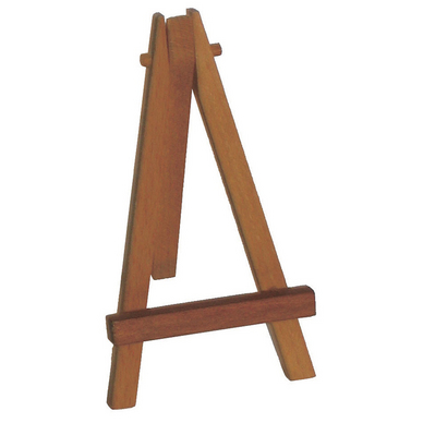 mini chevalet en bois pas cher vente petits chevalets de table. Black Bedroom Furniture Sets. Home Design Ideas