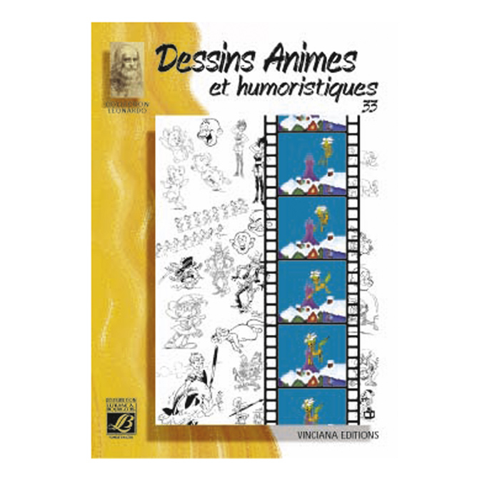 Dessins animés et humoristiques - Coll Leonardo n°33