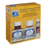Kit à craqueler & patine 2 x 75ml