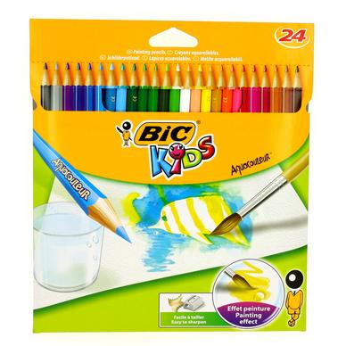 Crayon de couleur Bic kids Aquacouleur