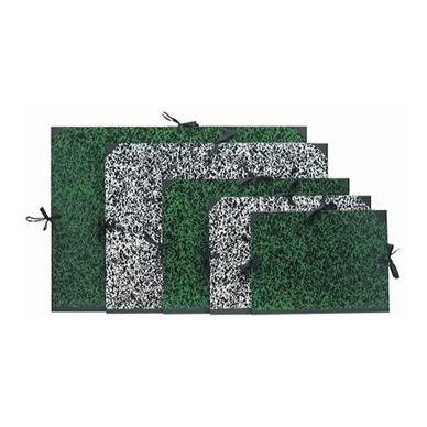 Carton dessin annonay vert cordons b3 37 x 52cm clairefontaine chez rougier pl - Carton a dessin a3 ...