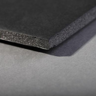 Carton mousse Clairefontaine 3mm noir