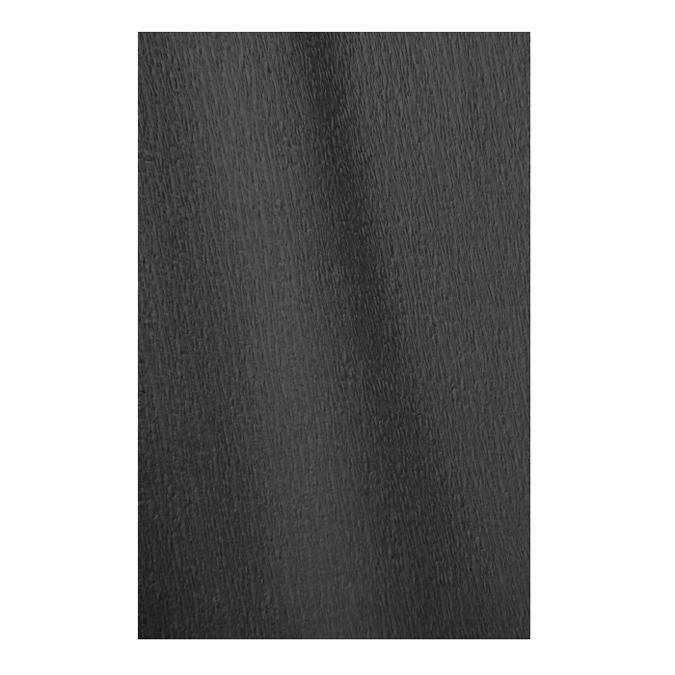 Papier crépon en rouleau 60% 2.50 x 0.50m noir