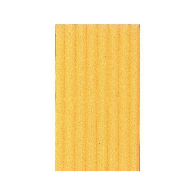 Carton ondulé 50 x 70cm jaune or