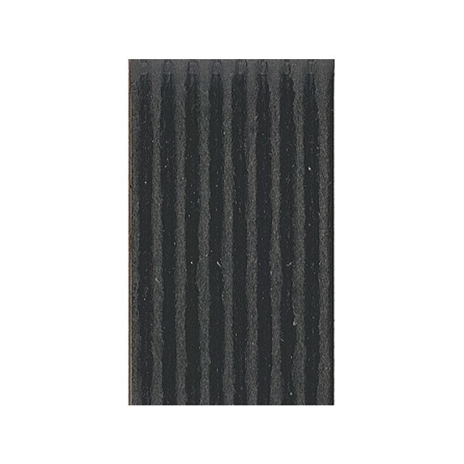 Carton ondulé 50 x 70cm noir