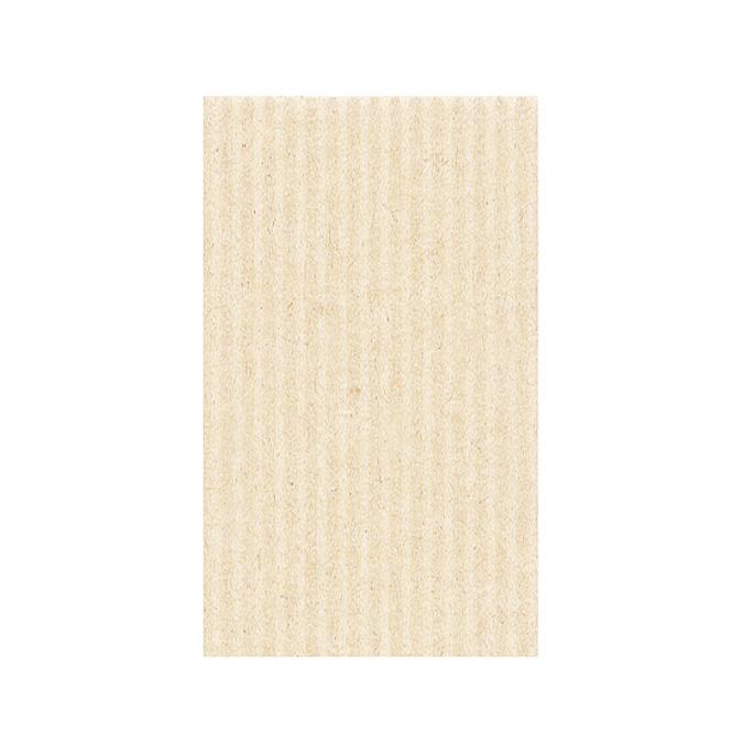 Carton ondulé 50 x 70cm 230g écru