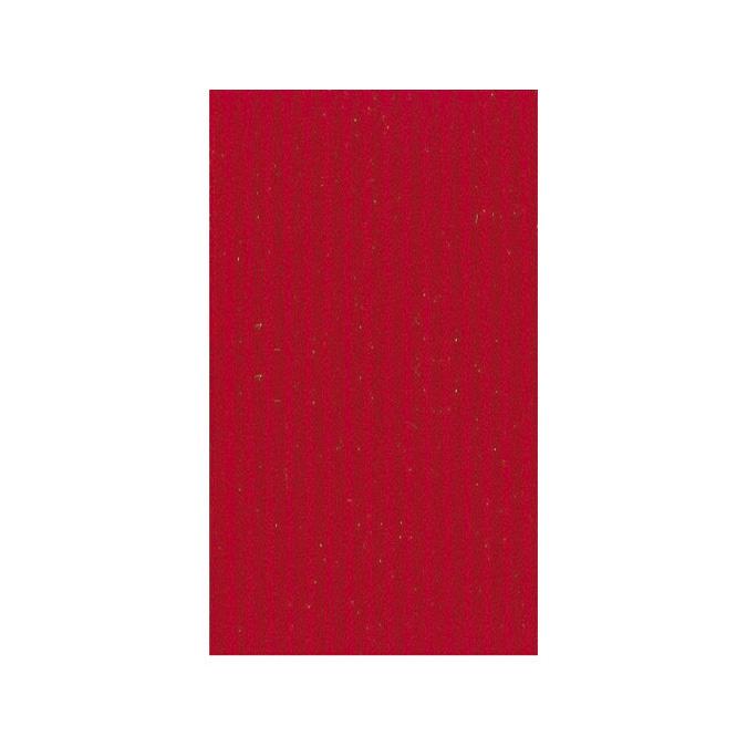 Carton ondulé 50 x 70cm 230g rouge