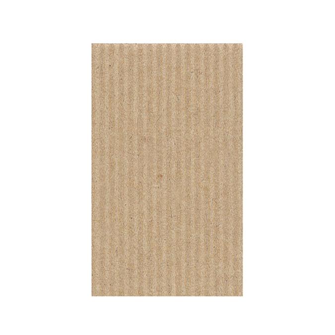 Carton ondulé 50 x 70cm 230g brun