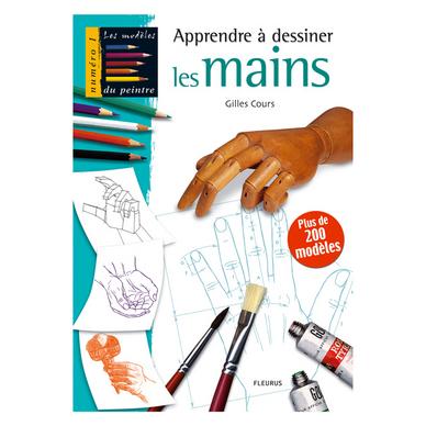 apprendre dessiner les mains les mod les du peintre n 1 fleurus chez rougier pl. Black Bedroom Furniture Sets. Home Design Ideas
