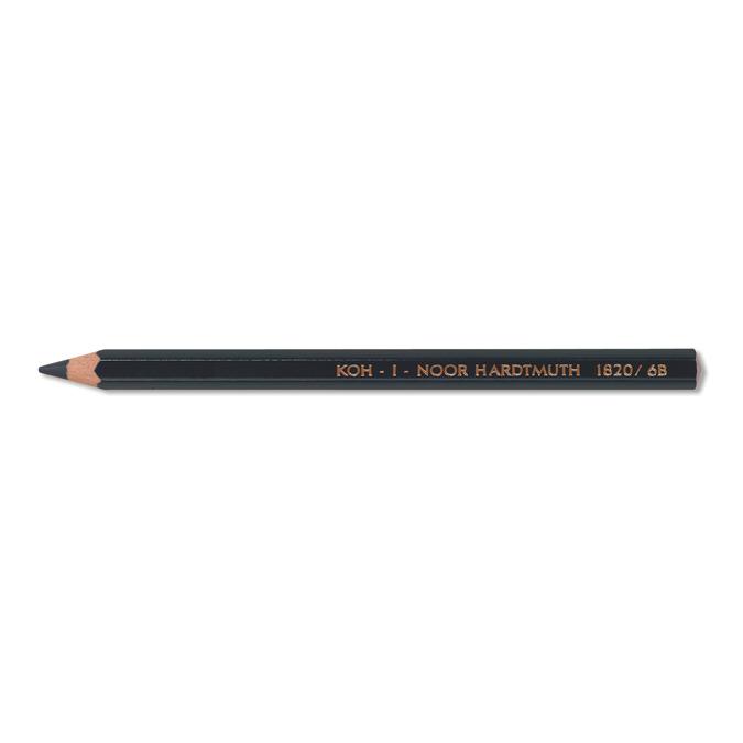 Crayon graphite ø10mm Black Sun 2B