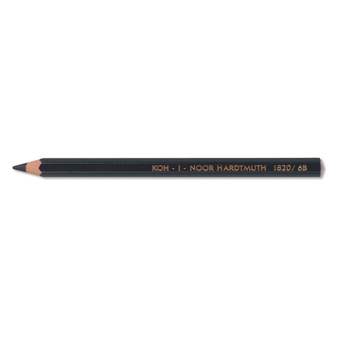 Crayon graphite ø10mm Black Sun 4B