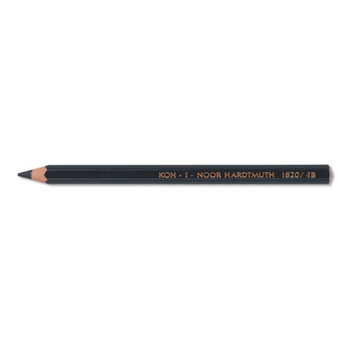 Crayon graphite ø10mm Black Sun 6B