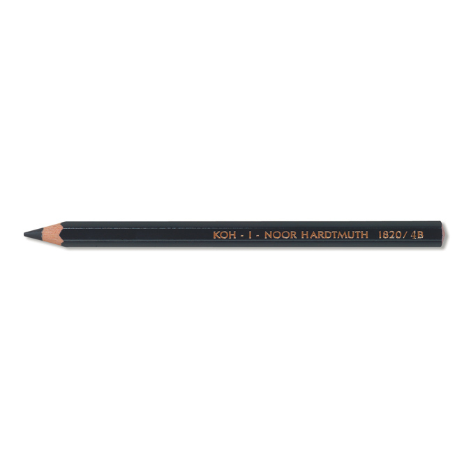 Crayon graphite ø10mm Black Sun 6B