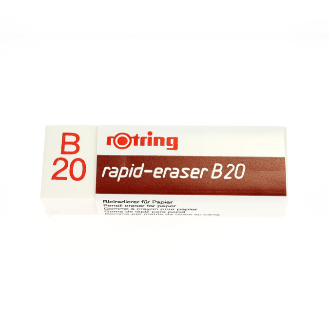Gomme Rotring B20