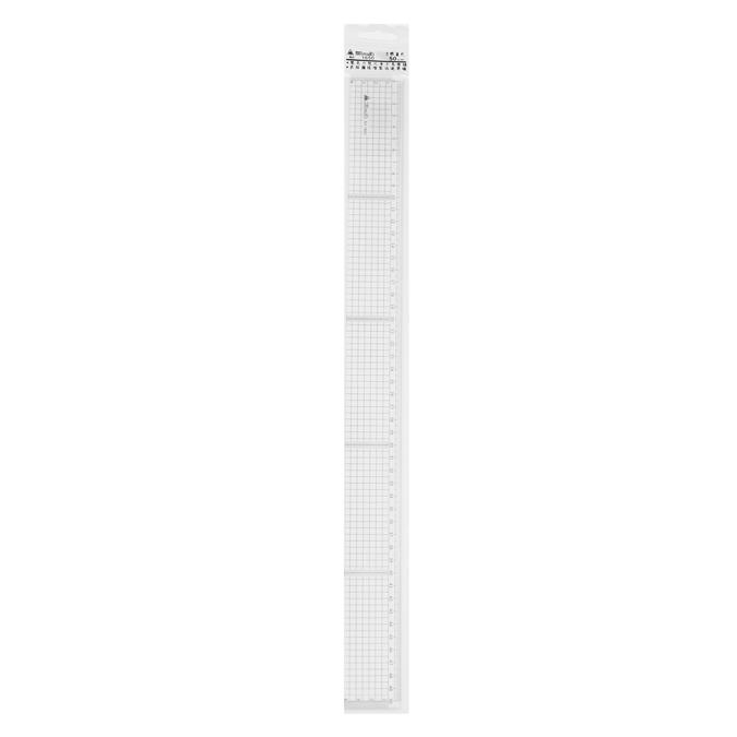 Règle quadrillée 50cm