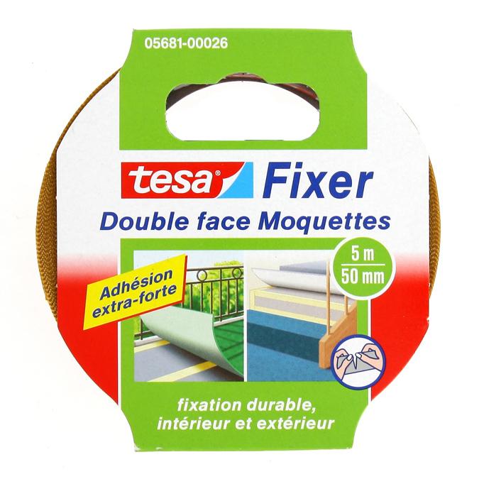 Adhésif double-face 50mm x 5m