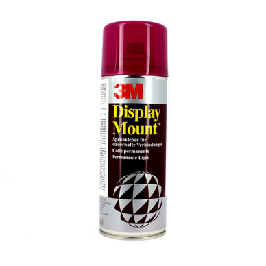 Colle 3M aérosol 400ml Displaymount