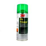 Colle 3M aérosol 400ml Remount