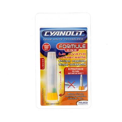 colle cyanolite jaune cyanolit chez rougier pl. Black Bedroom Furniture Sets. Home Design Ideas