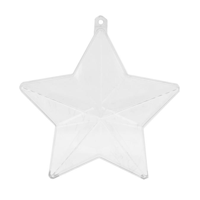 Objet en plastique 10cm étoile