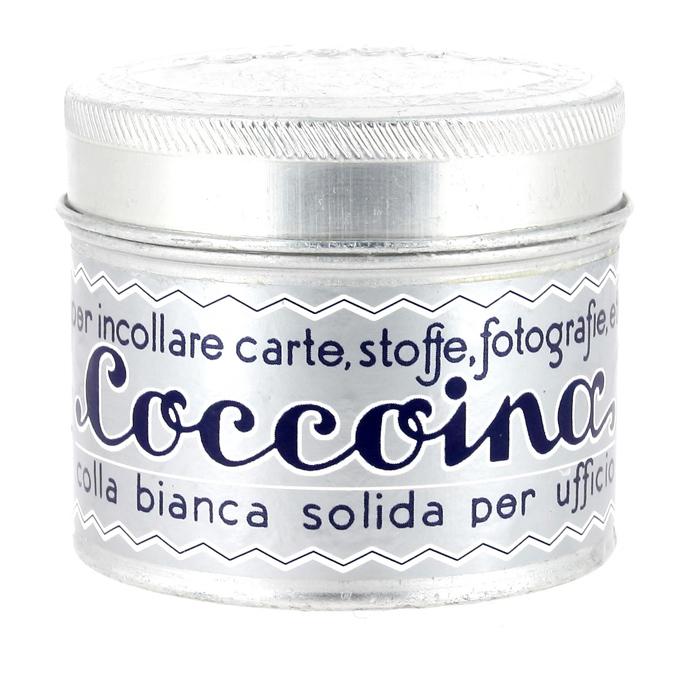 Colle blanche en pâte Coccoina 125g