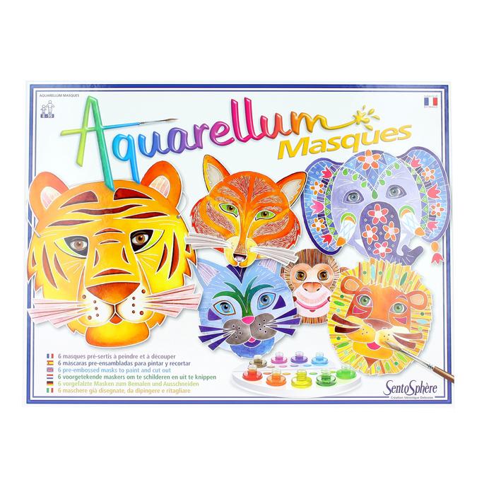 Aquarellum Masque