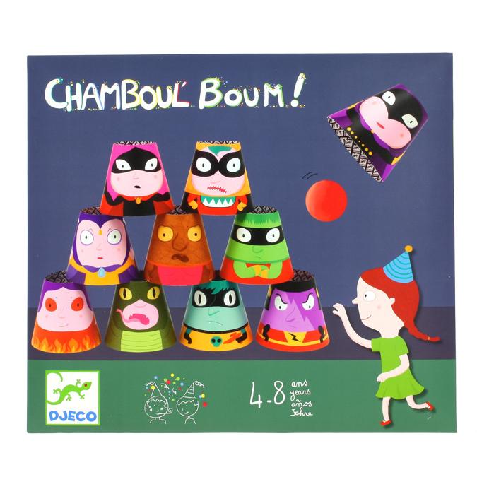 Jeu de fête Adresse Chamboul'boum