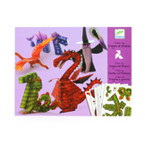 Maquette 3D en papier Papers toys dragons