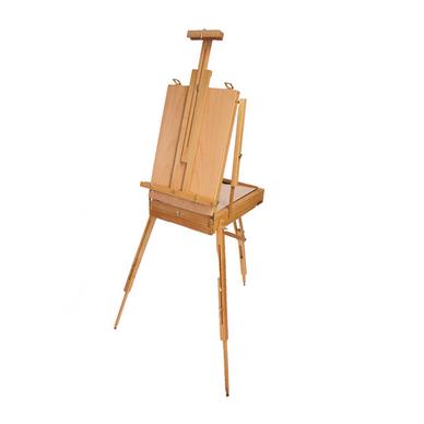 malette chevalet peinture
